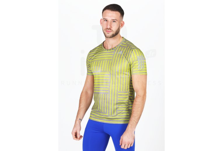adidas Camiseta manga corta Reponse Print