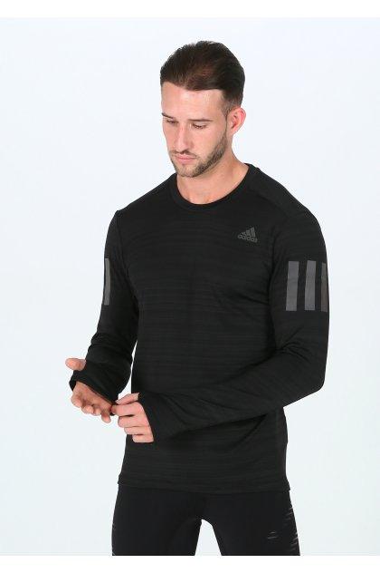 adidas camiseta manga larga Rise Up N Run
