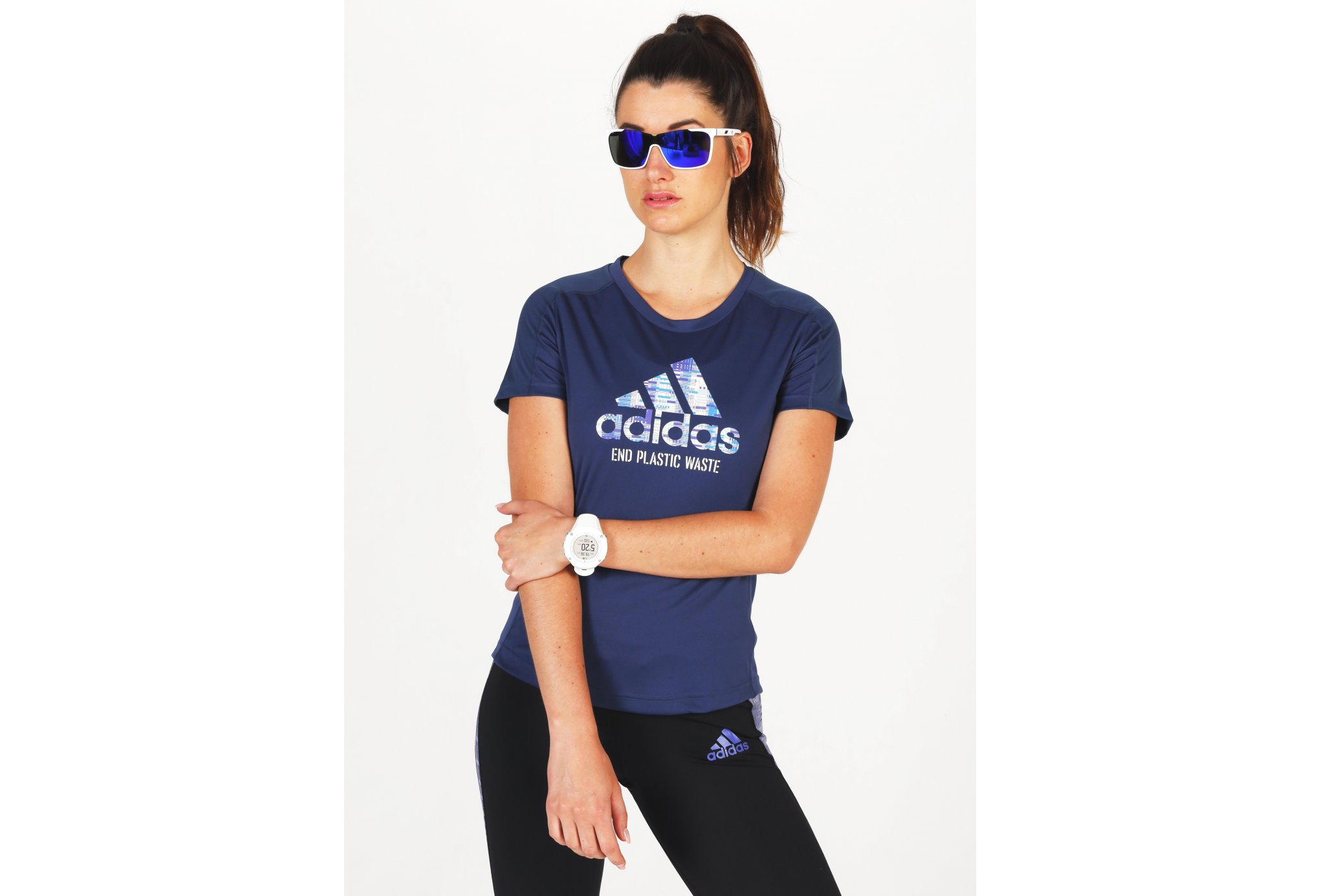 adidas Run For The Oceans Graphic Primeblue W vêtement running femme