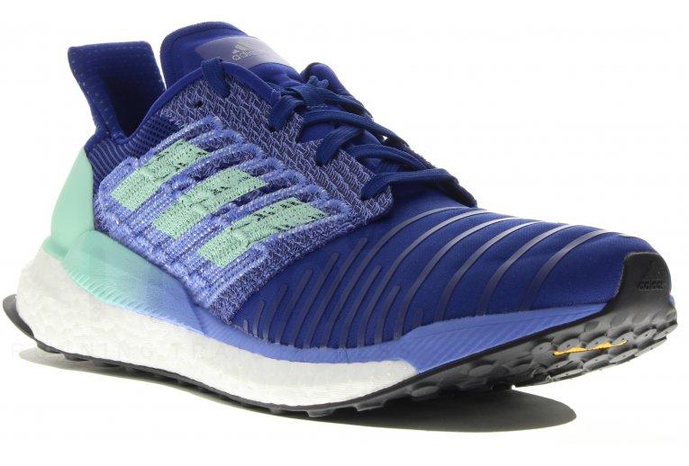 adidas solar boost mujer running