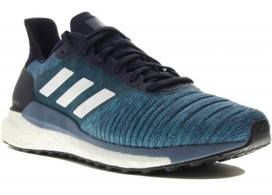 adidas Solar Glide M pas cher - Chaussures homme running Route ... ce7d4b55c568