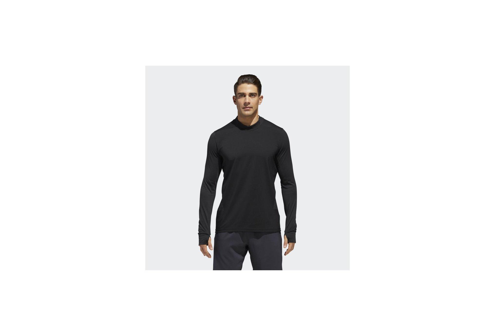 Adidas Supernova dark knight m vêtement running homme