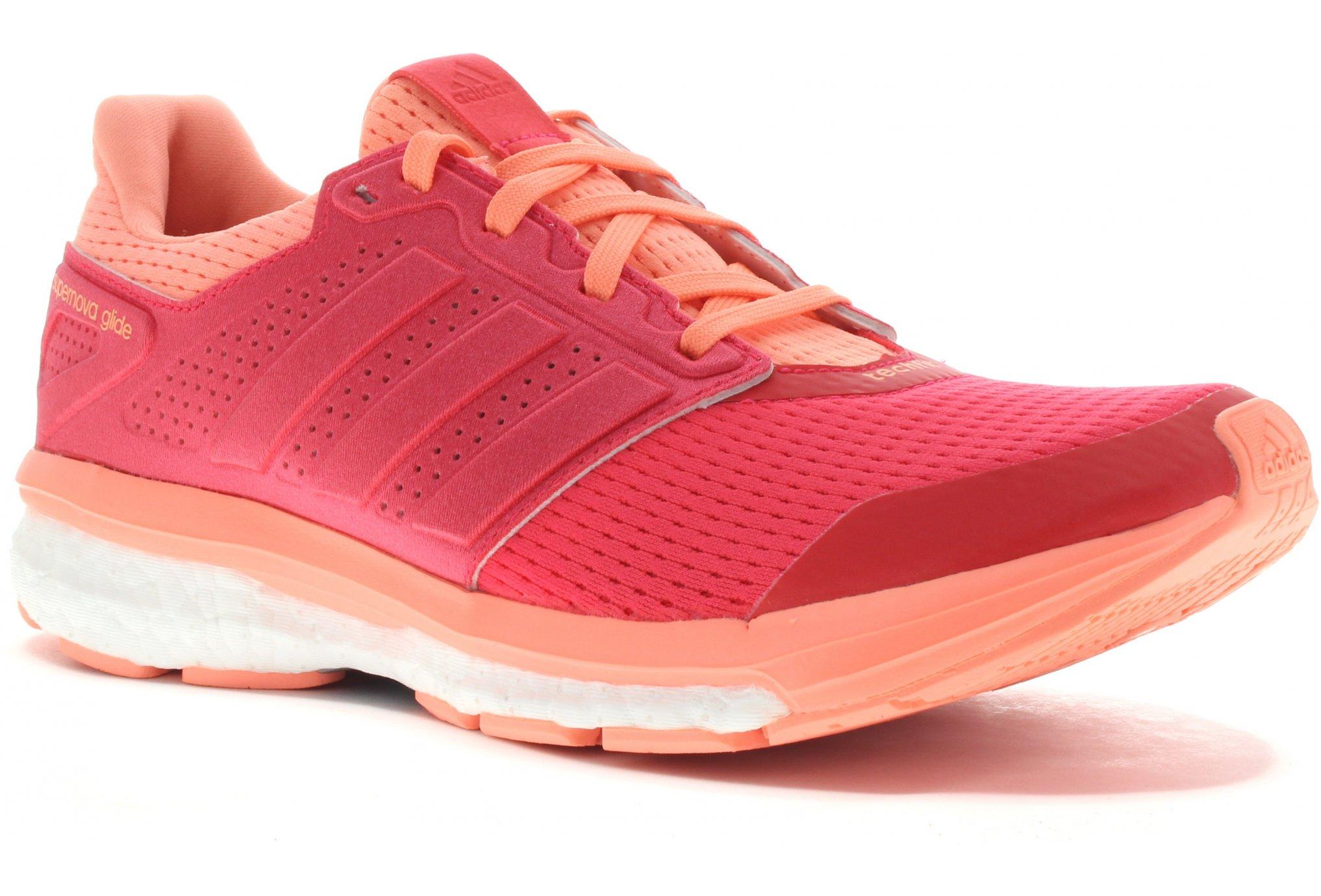 Adidas Supernova glide 8 boost w diététique chaussures femme
