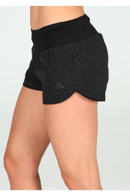 adidas Pantalón corto Supernova Glide Print