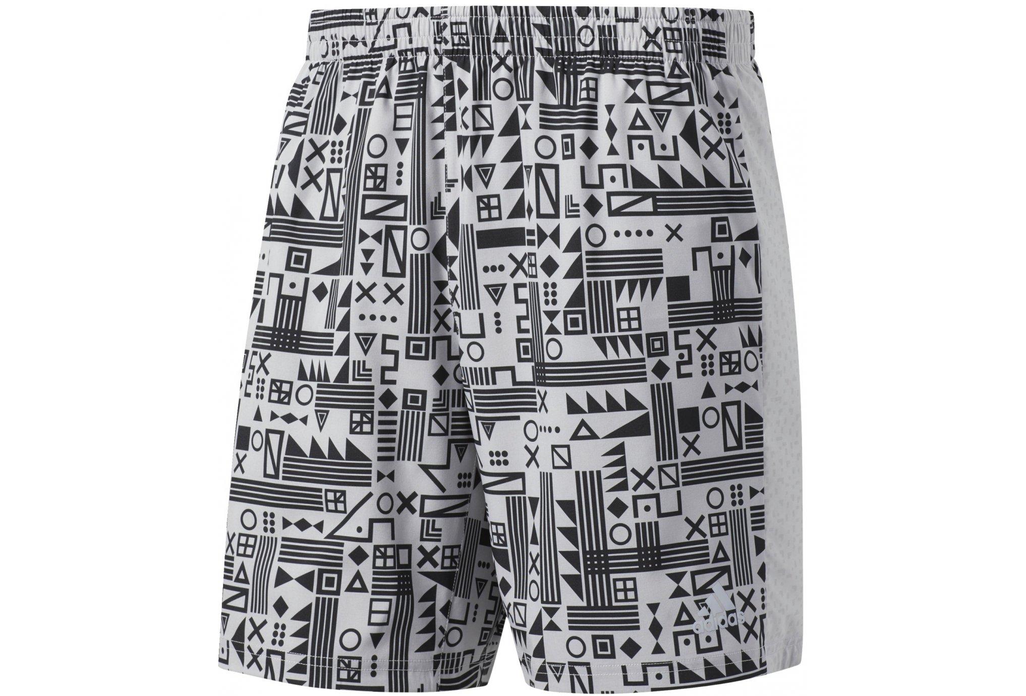 Adidas Supernova printed m vêtement running homme