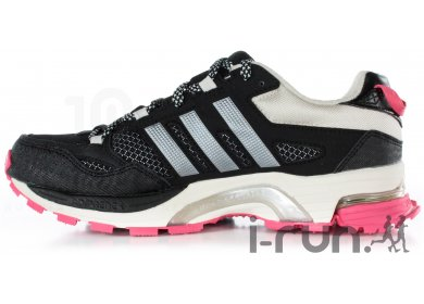 Chaussures de trail Adidas Supernova Riot 5 Femme Noir & Blanc