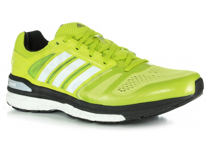 adidas Supernova Sequence Boost 7 M homme Jaune/or pas cher
