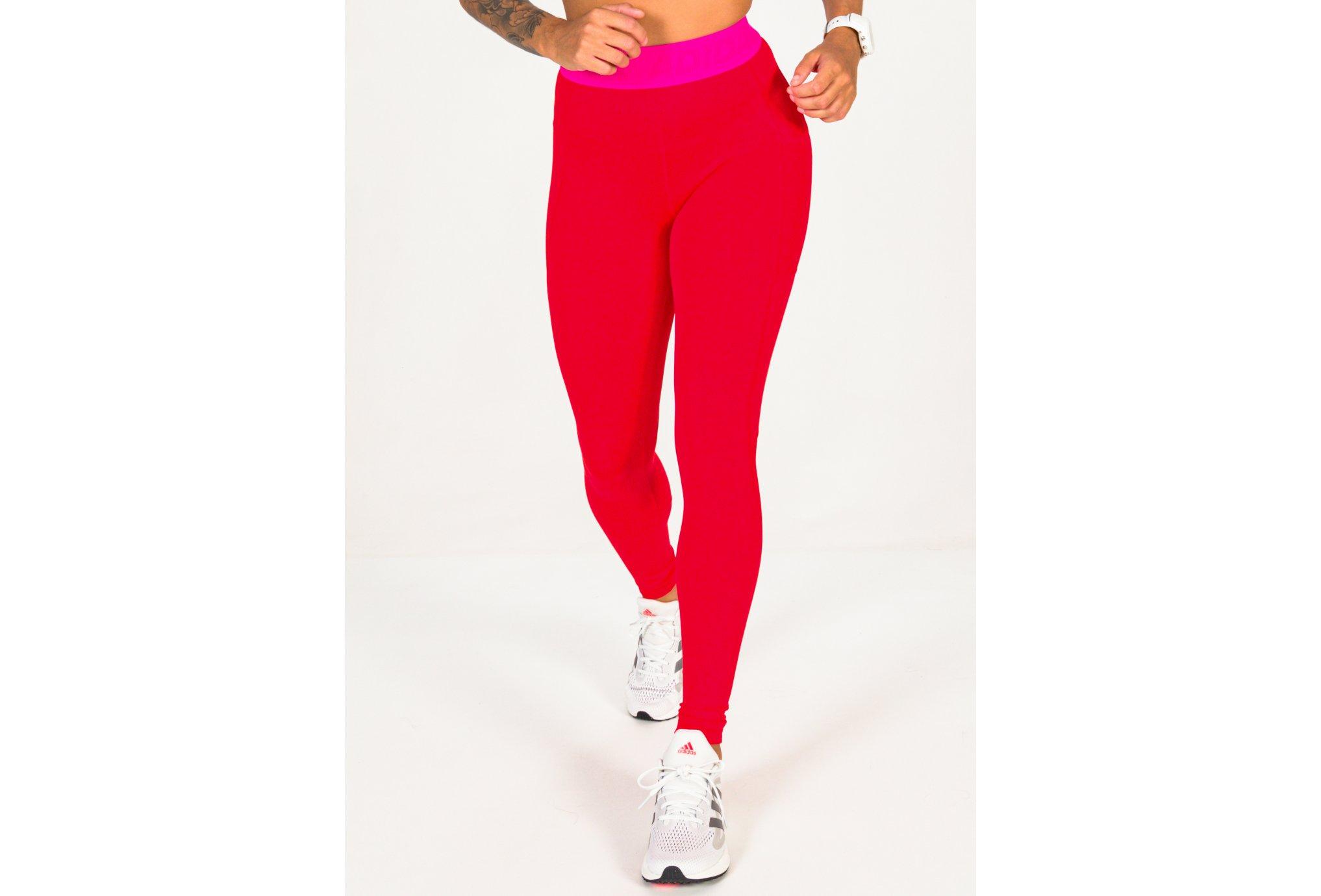 adidas Techfit Badge Of Sport Primegreen M vêtement running femme