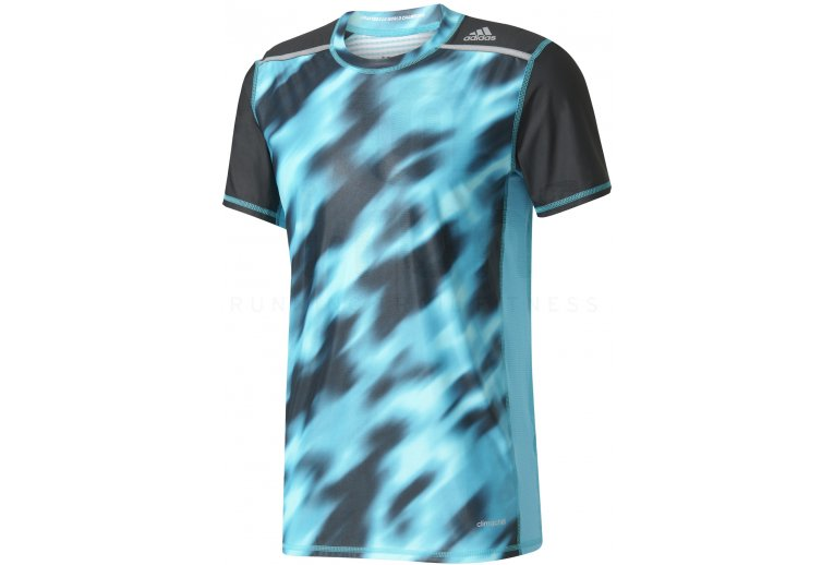 Adidas Camiseta Corta Techfit Manga Chill 47wxH4qrd