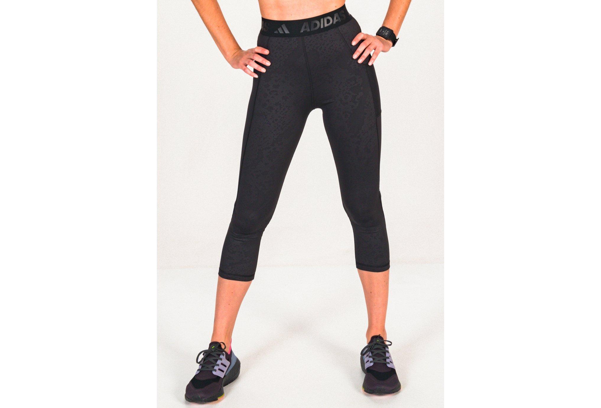 adidas Techfit Primegreen W vêtement running femme
