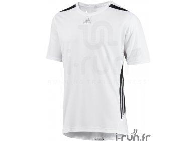 Shirt Cher Adidas Homme Tee Pas Supernova Vêtements Blanc A51YYwqF