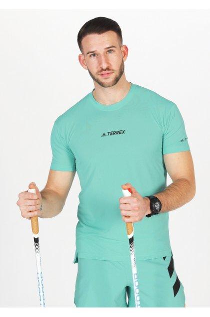 adidas camiseta manga corta Terrex Agravic All-Around Primeblue