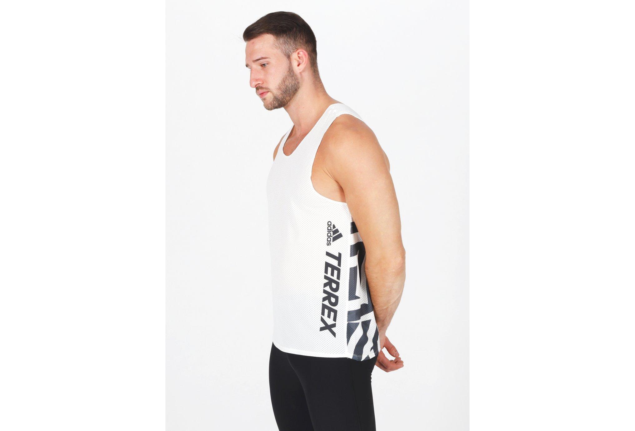 adidas Terrex Agravic M vêtement running homme
