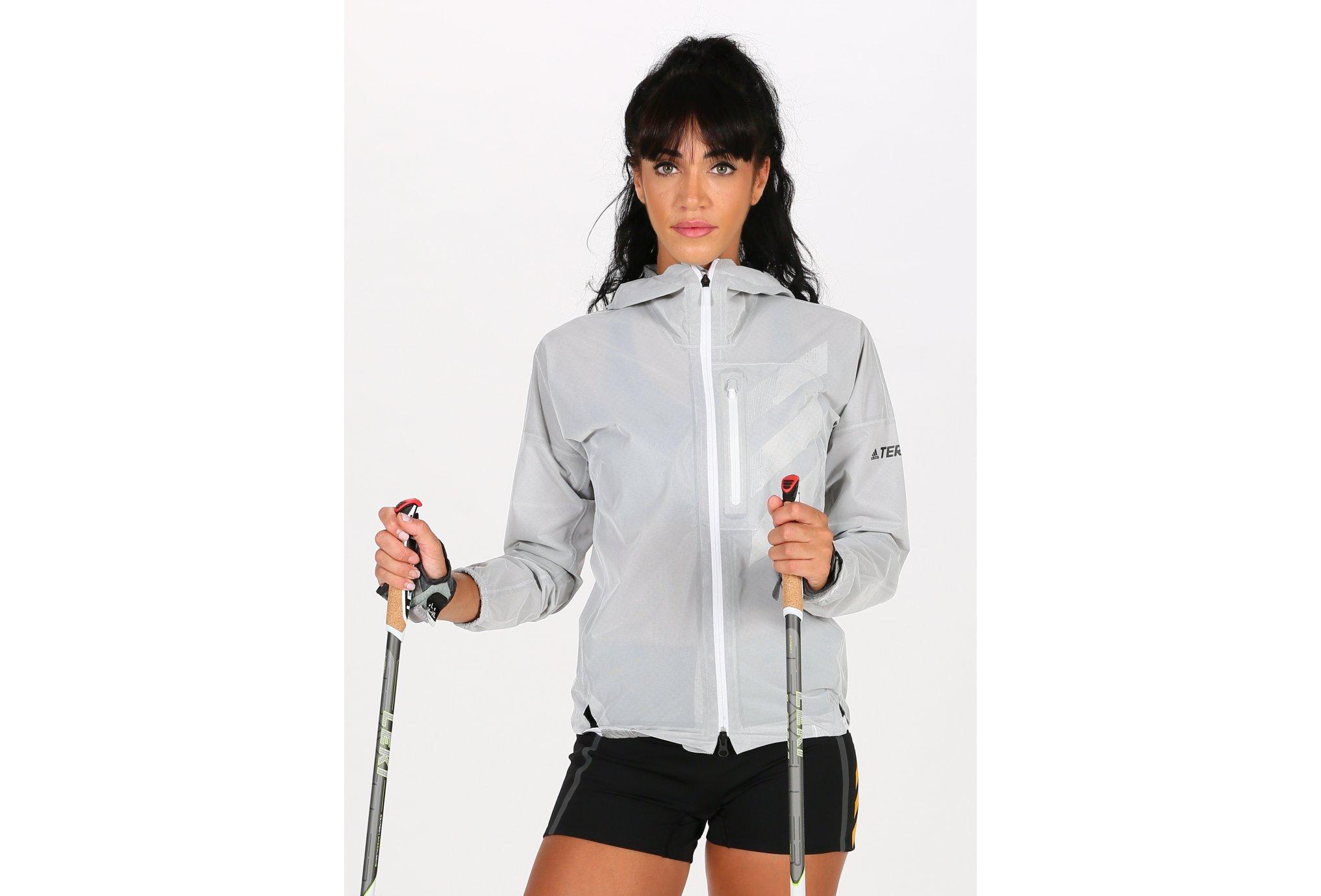 adidas Terrex Agravic Rain W vêtement running femme