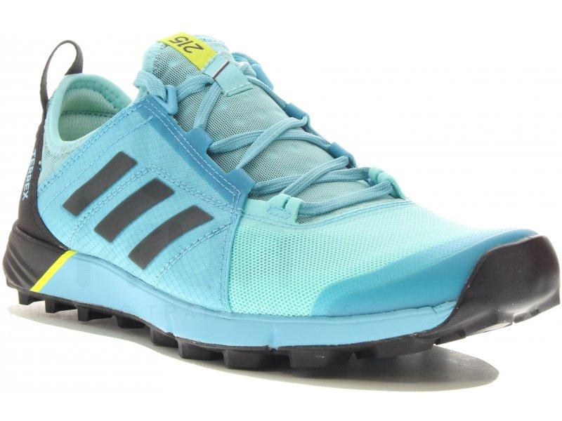 adidas Terrex Agravic Speed W - Chaussures running femme Trail