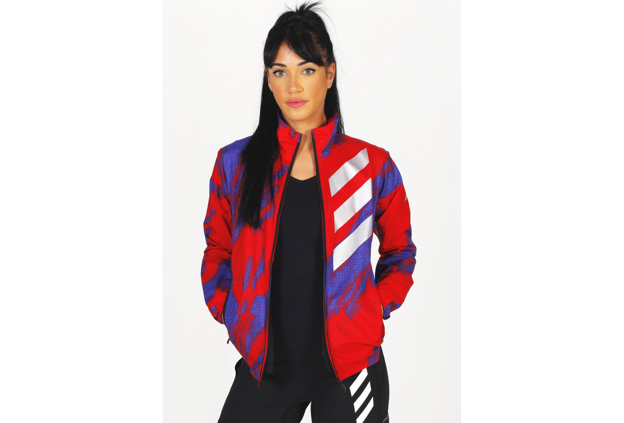 adidas Terrex Agravic WIND.RDY Parley W vêtement running femme