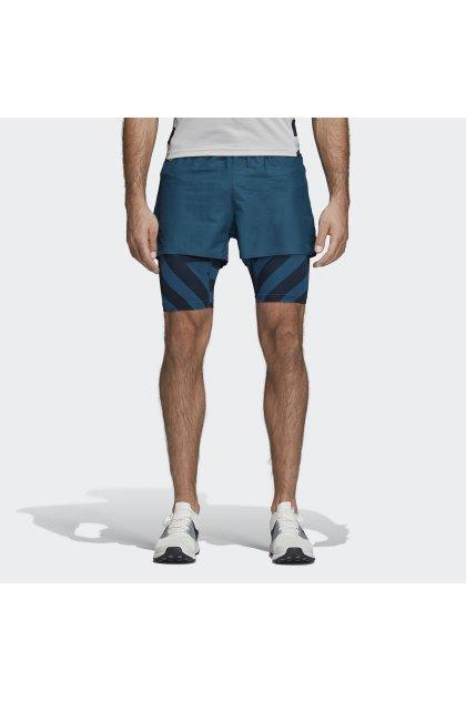 adidas Pantalón corto Terrex Agravic 2en1