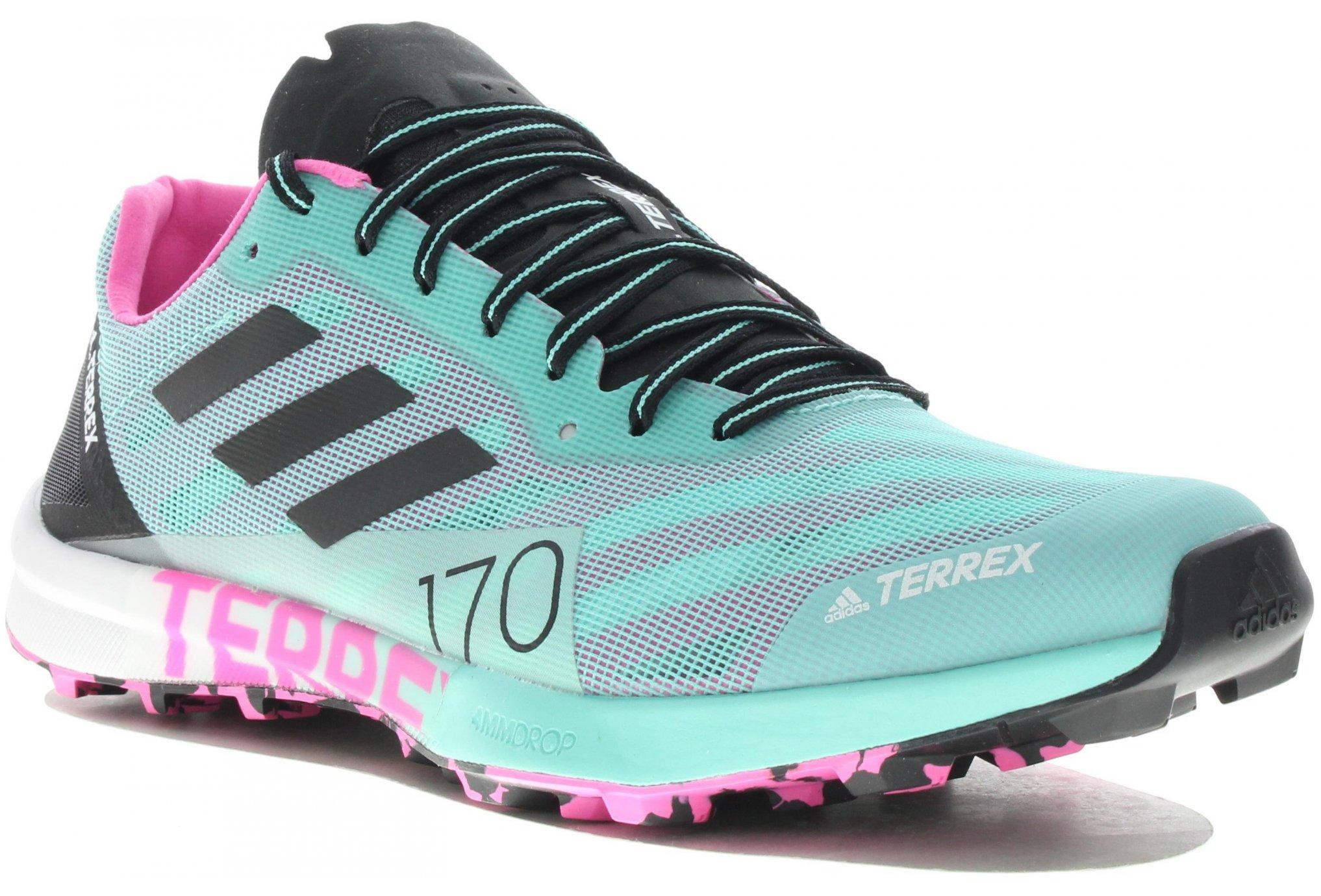 adidas Terrex Speed Pro Primegreen W Chaussures running femme