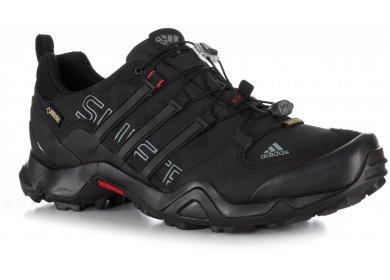 adidas terrex swift r chaussures trail noir homme