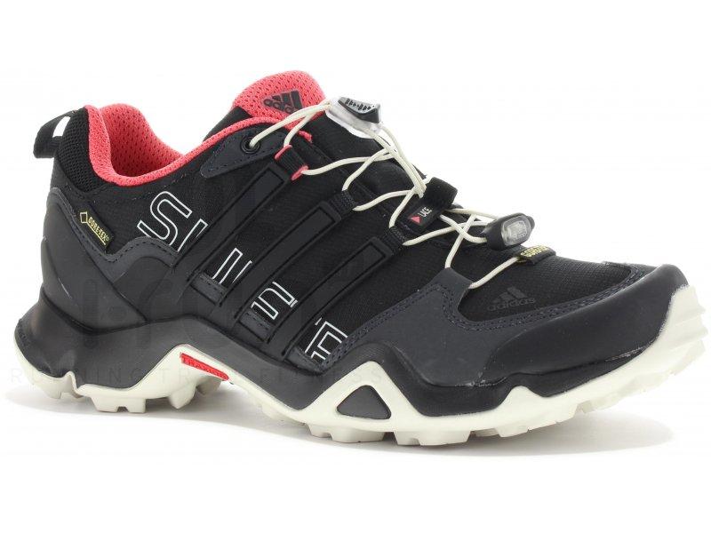 pretty nice 1d081 ece23 adidas Terrex Swift R Gore-Tex W femme Noir pas cher