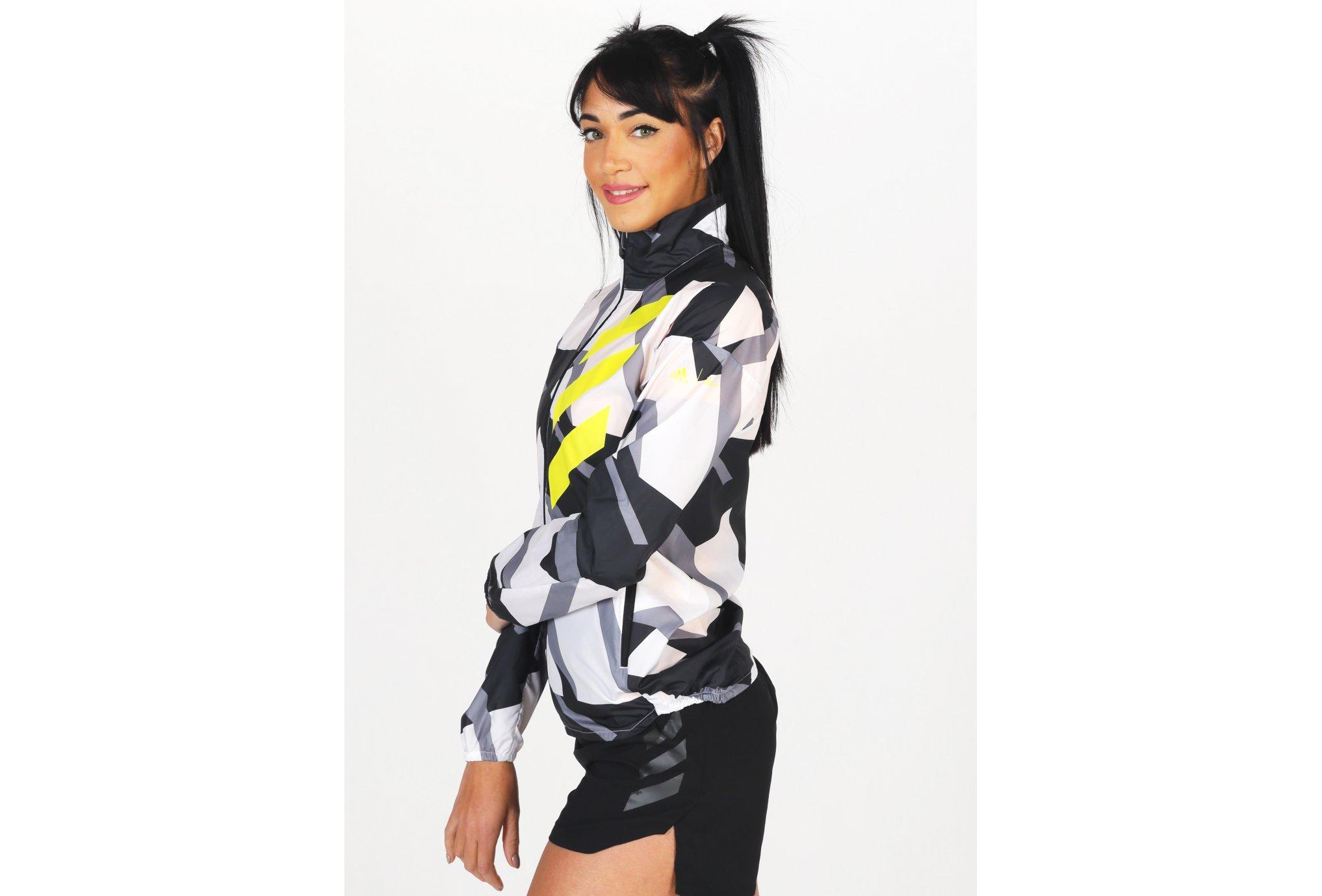 adidas Terrex WIND.RDY Primeblue W vêtement running femme