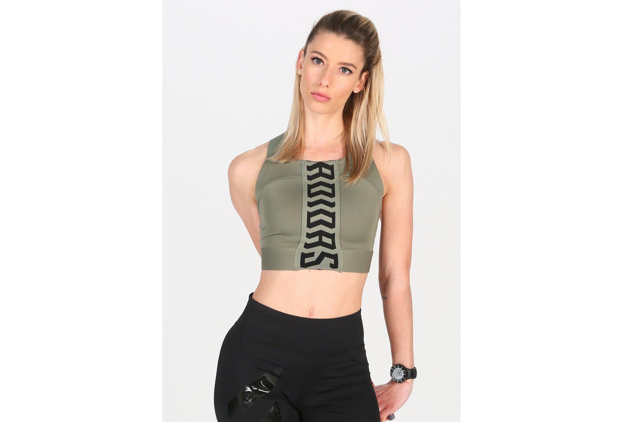 adidas TKO Crop Top W Diététique Vêtements femme