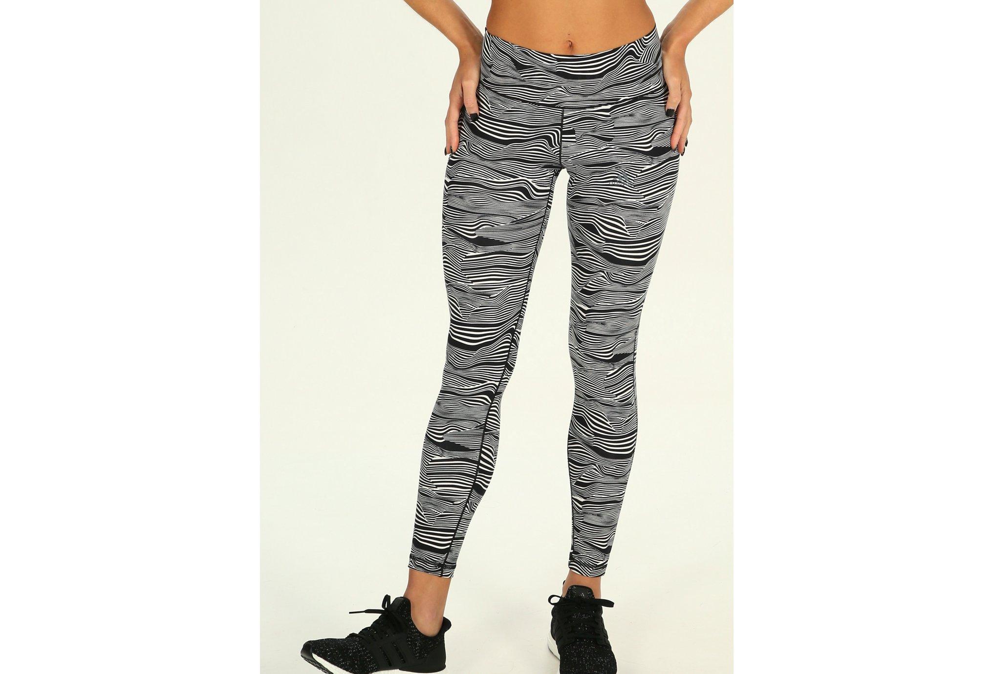 Adidas Ultimate hr aop 7/8 w vêtement running femme