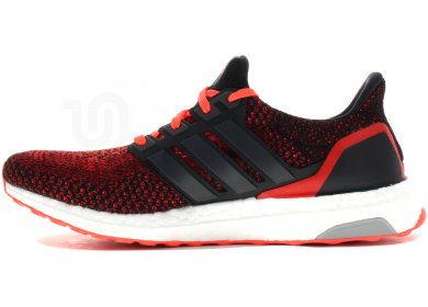 adidas Ultra Boost M homme Rouge pas cher