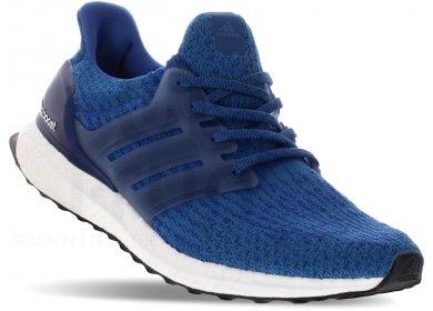 adidas Ultra Boost M homme Bleu pas cher