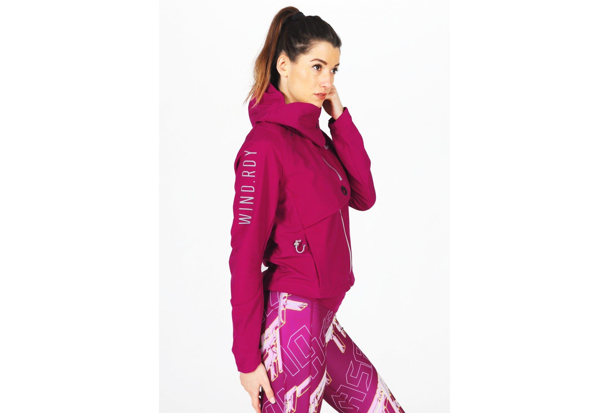adidas WIND.RDY W vêtement running femme