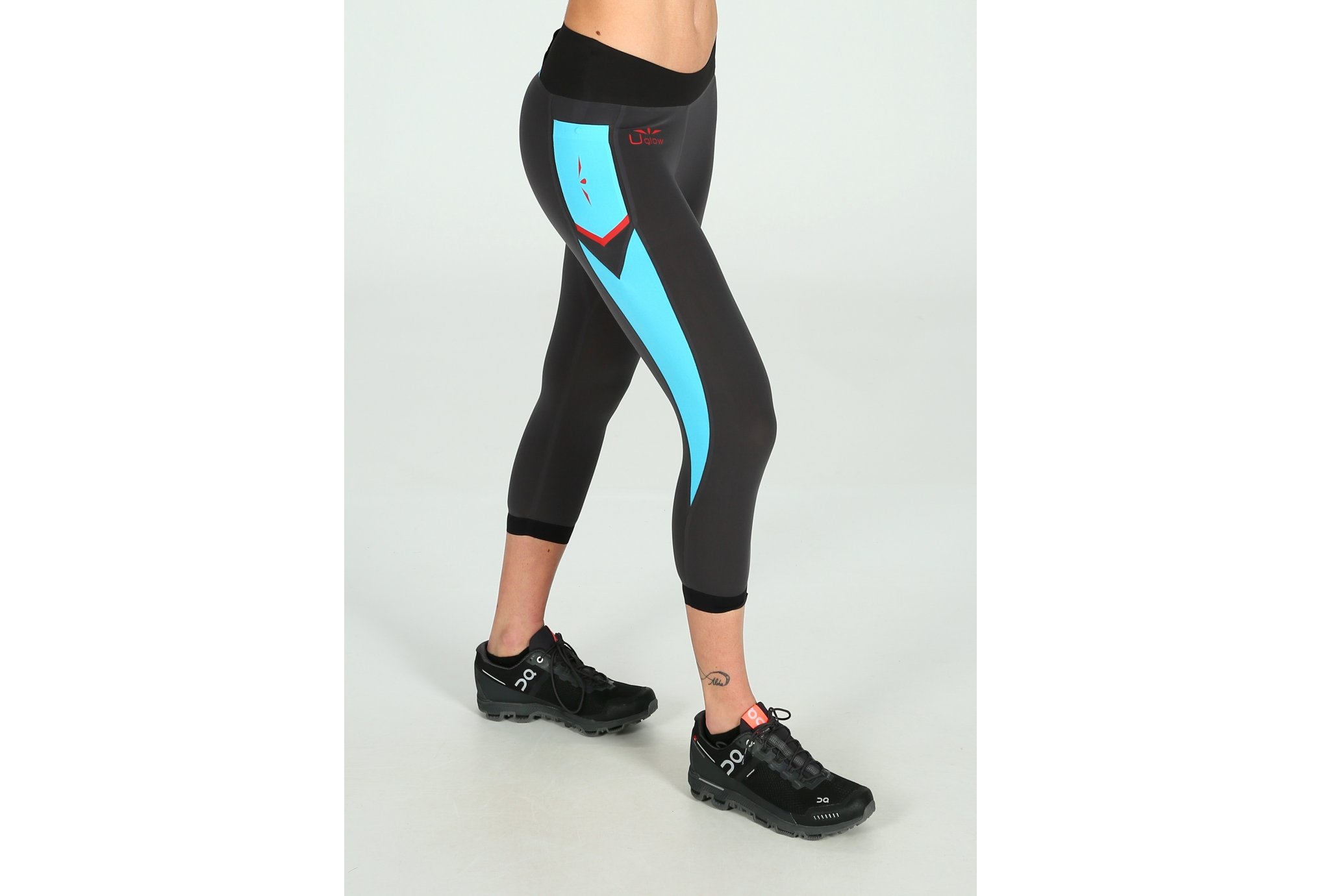 Uglow 3/4 Tight W vêtement running femme
