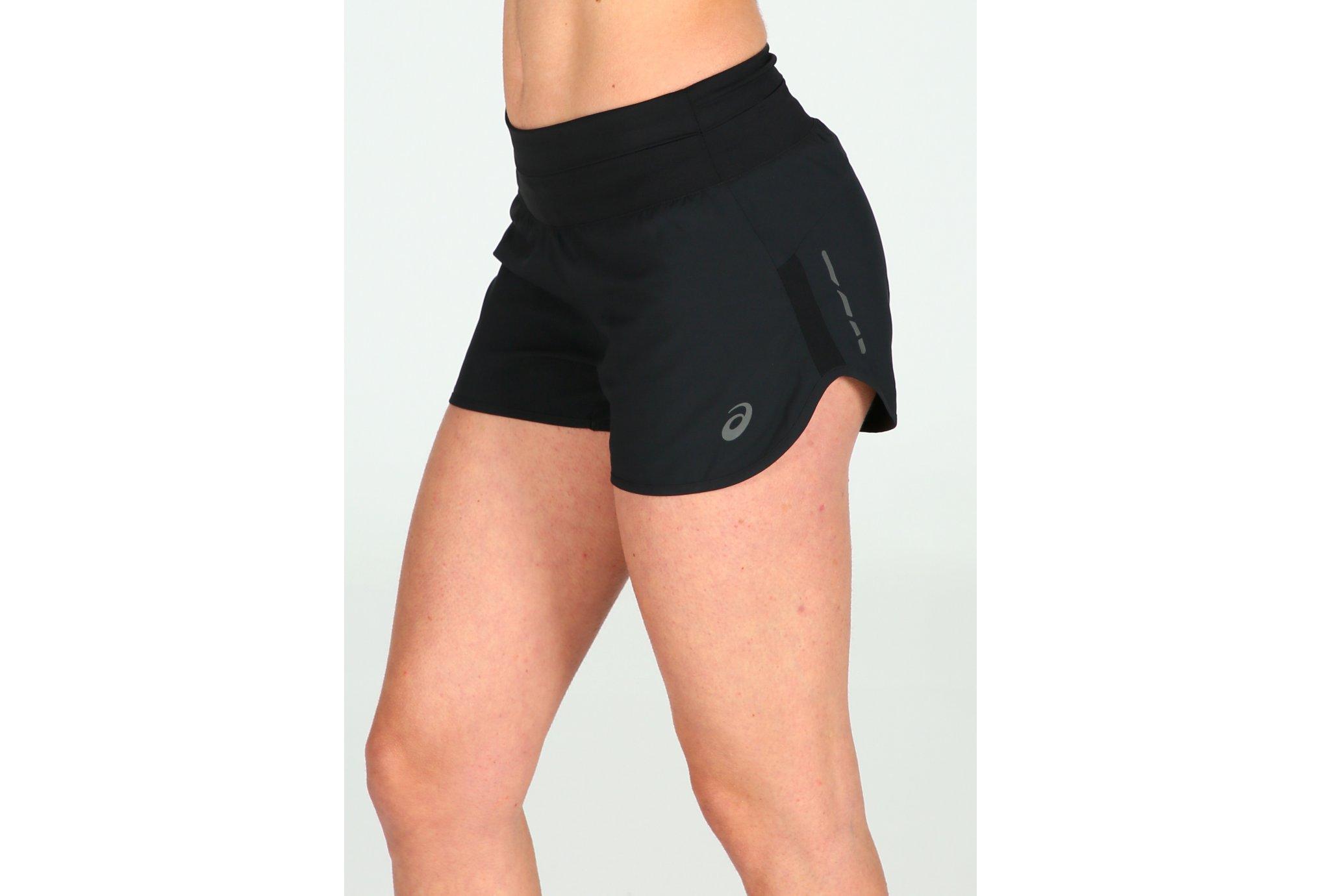 Asics Elite 3.5 Inch W Diététique Vêtements femme