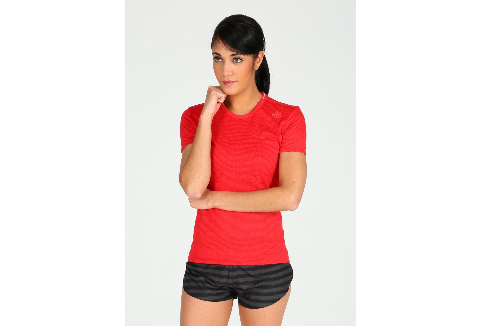adidas Tee-Shirt Supernova W vêtement running femme