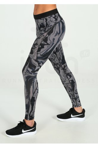 Nike Pro Hypercool W pas cher - Vêtements femme running Collants ... c53885324d2