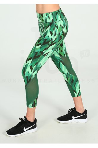 Nike Power Epic Lux Crop Print W