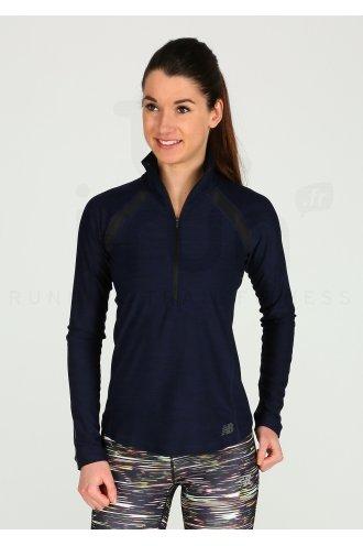 Sacs à Dos : Asics FuzeX Crew Top W Vêtements running femme