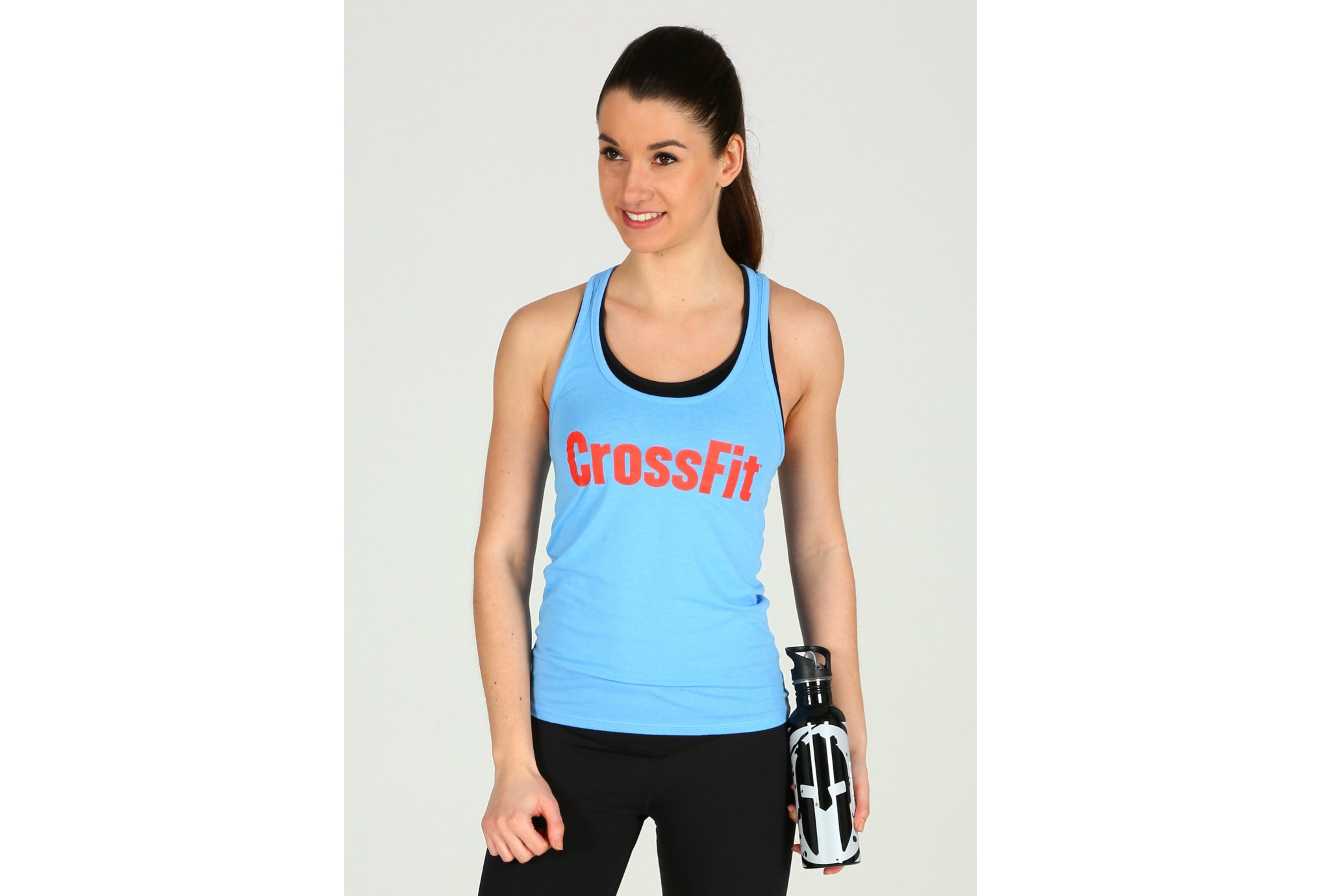 Reebok Crossfit F.E.F Graphic W vêtement running femme