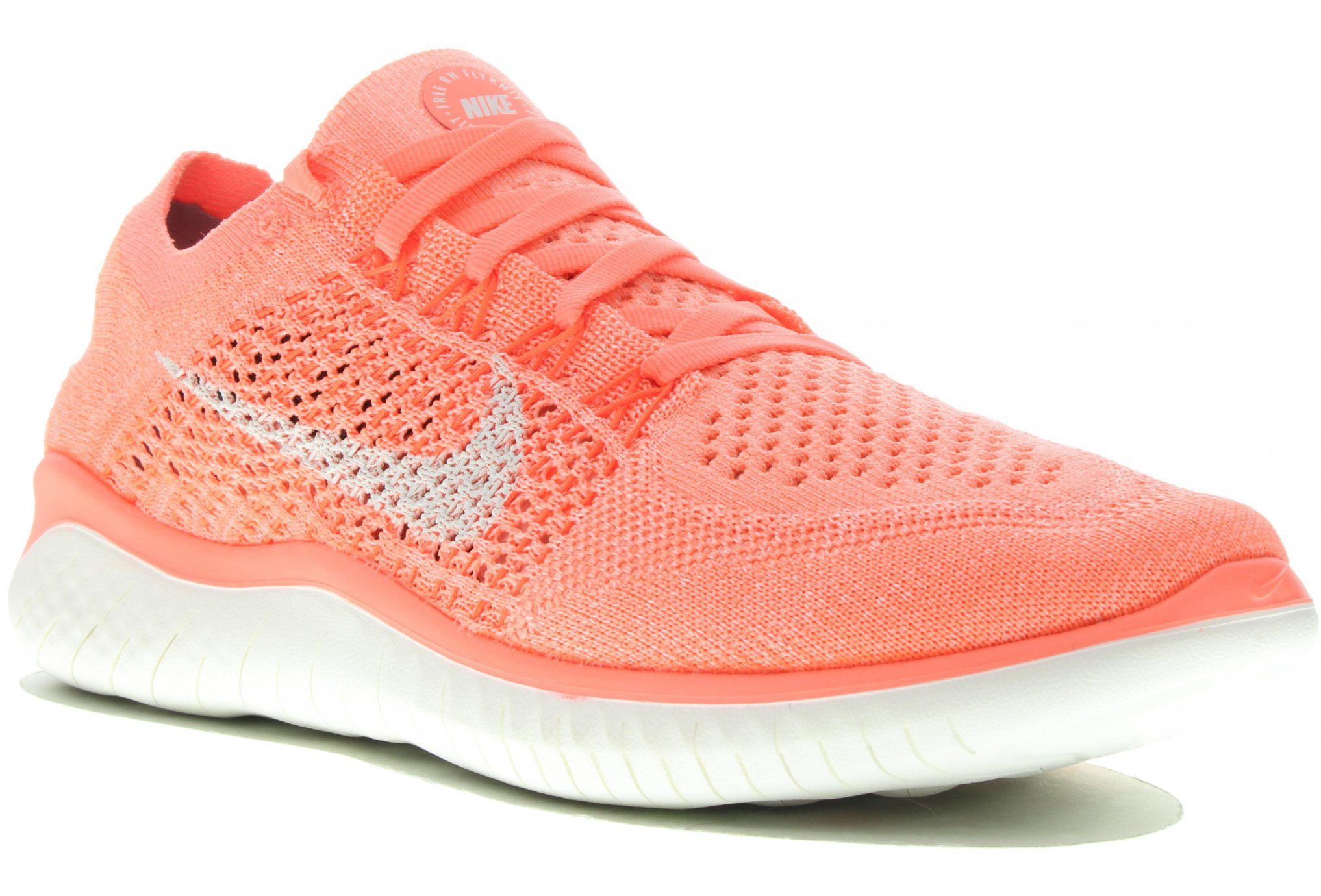 Nike Free RN Flyknit 2018 W Chaussures running femme