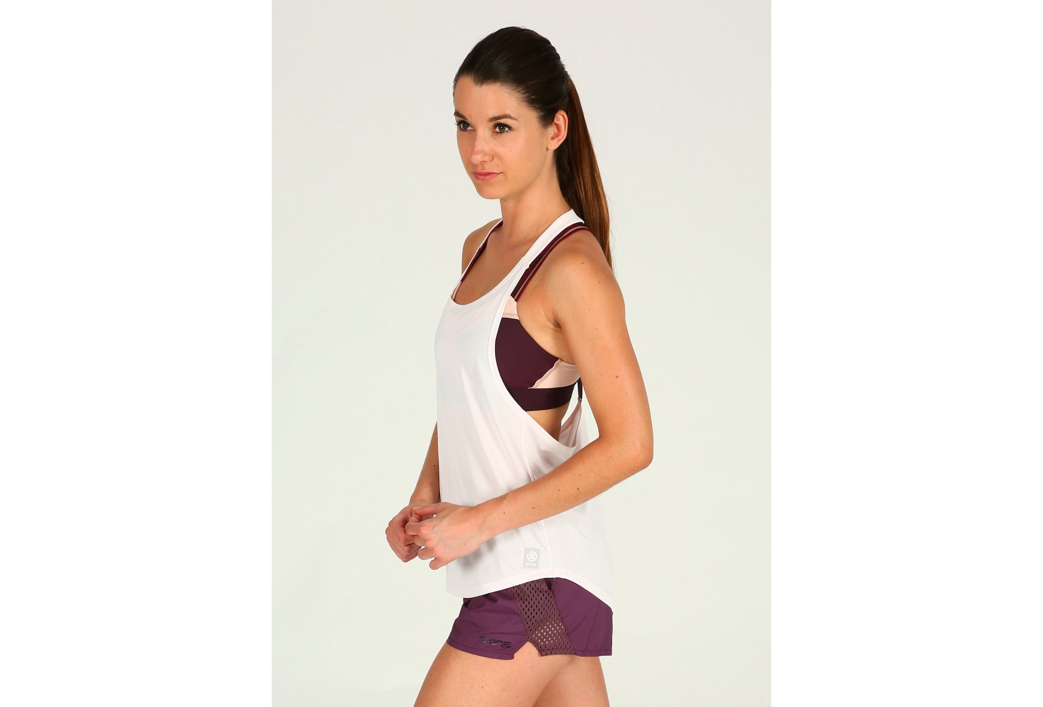Skins Activewear Remote T Bar W Diététique Vêtements femme