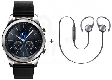Samsung Pack Gear S3 Classic + Casque Level Active Offert