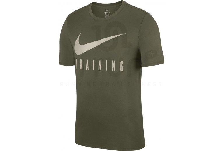 No autorizado Admitir Absurdo  Nike Camiseta manga corta Dry Training en promoción | Hombre Ropa Camisetas  Nike