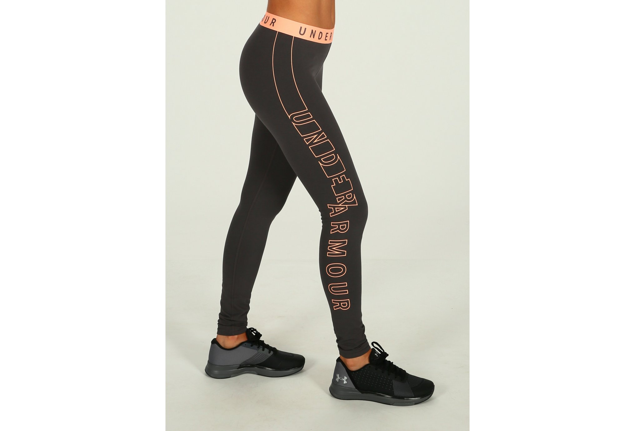 Under Armour Favorite Graphic Legging W vêtement running femme