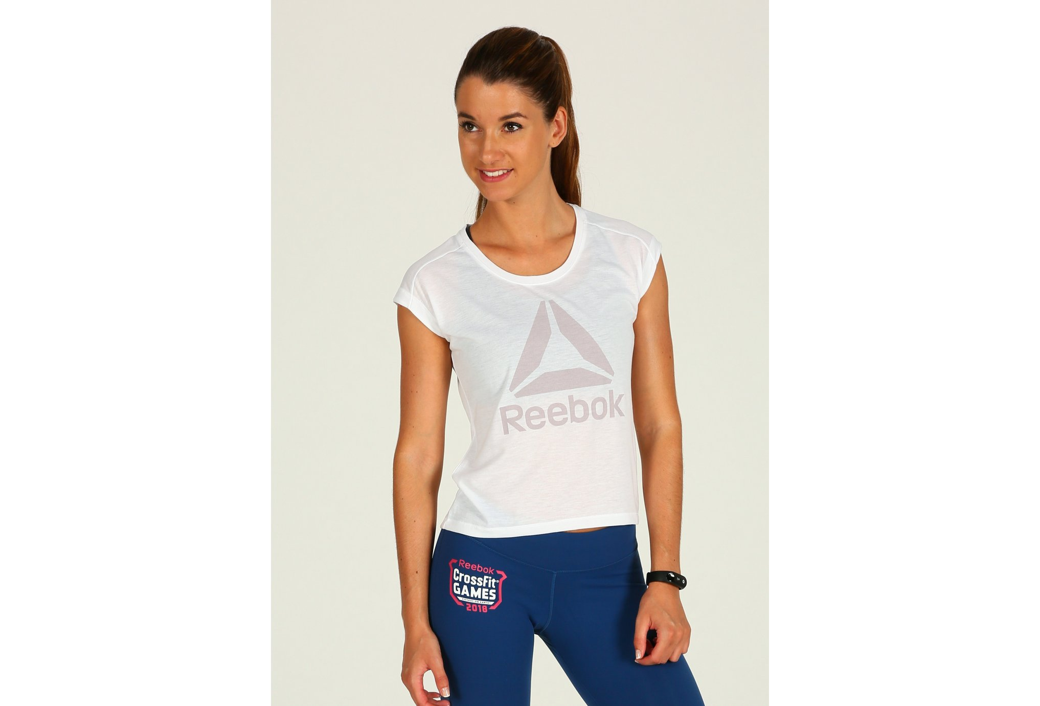 Reebok Workout Ready Supremium 2.0 W vêtement running femme