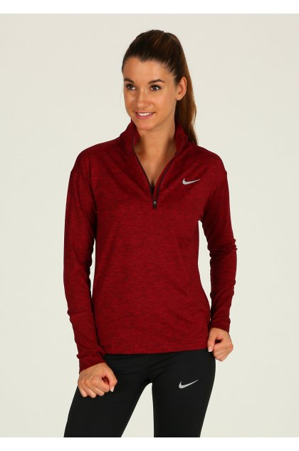 Nike Camiseta manga larga Element Half Zip