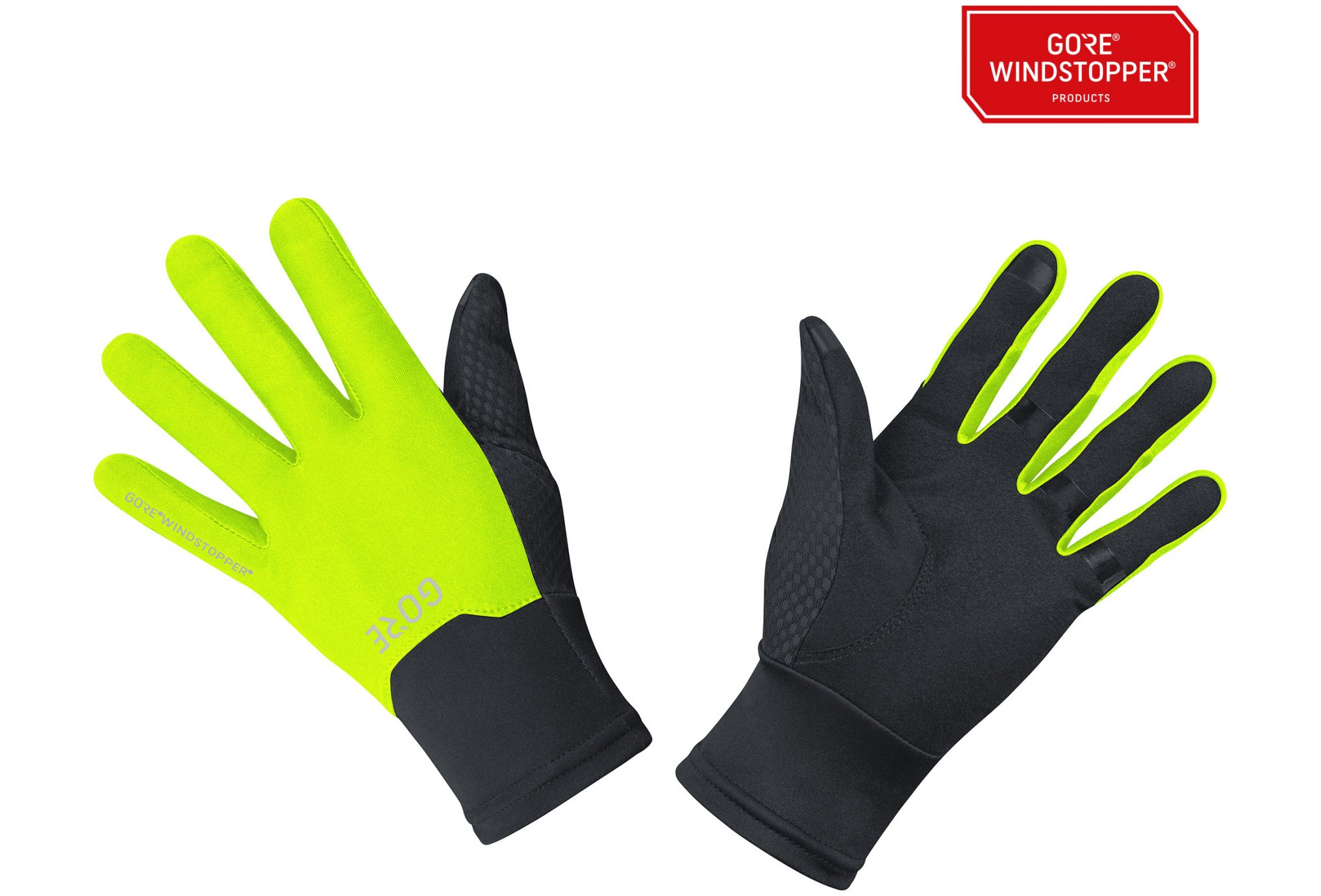 Gore Wear Windstopper Bonnets / Gants