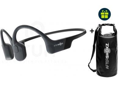 Aftershokz Pack Aeropex + Sac de sport étanche offert
