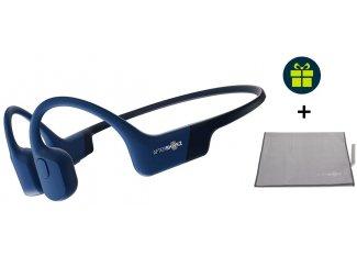 Aftershokz auriculares Aeropex y toalla de microfibra de regalo