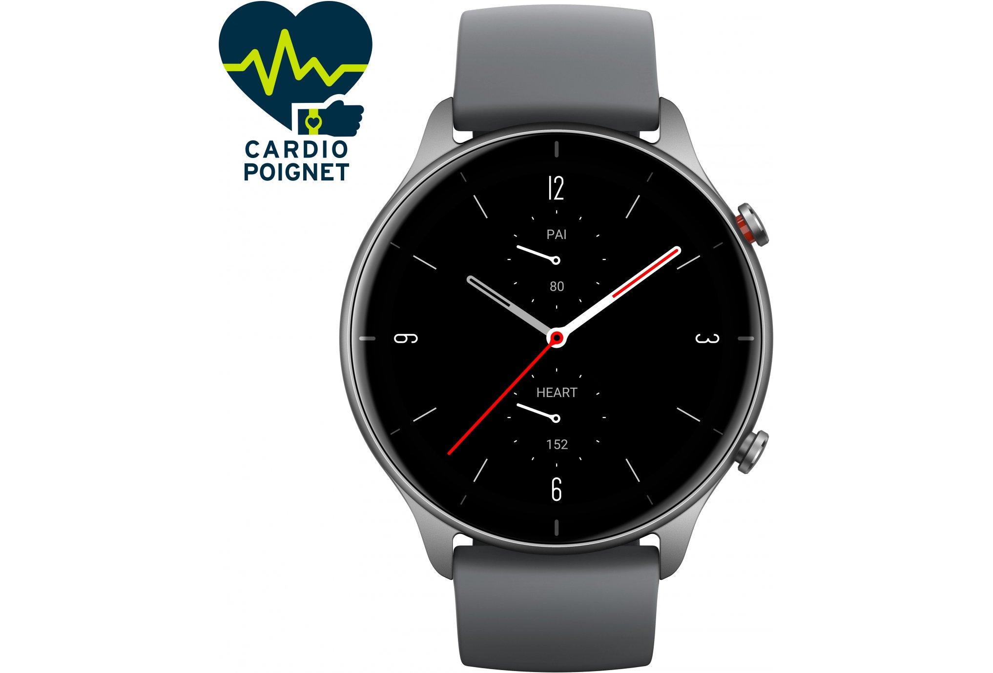 Amazfit GTR 2e Cardio-Gps