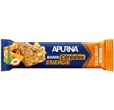 Apurna Barre énergétique - Orange/Noisettes