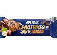 Apurna Barre Protéinée - Crunchy Chocolat Noisettes